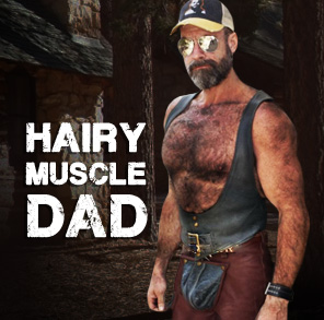 HairyMuscleDad